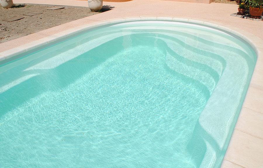 piscine modele coque 800 Axeo