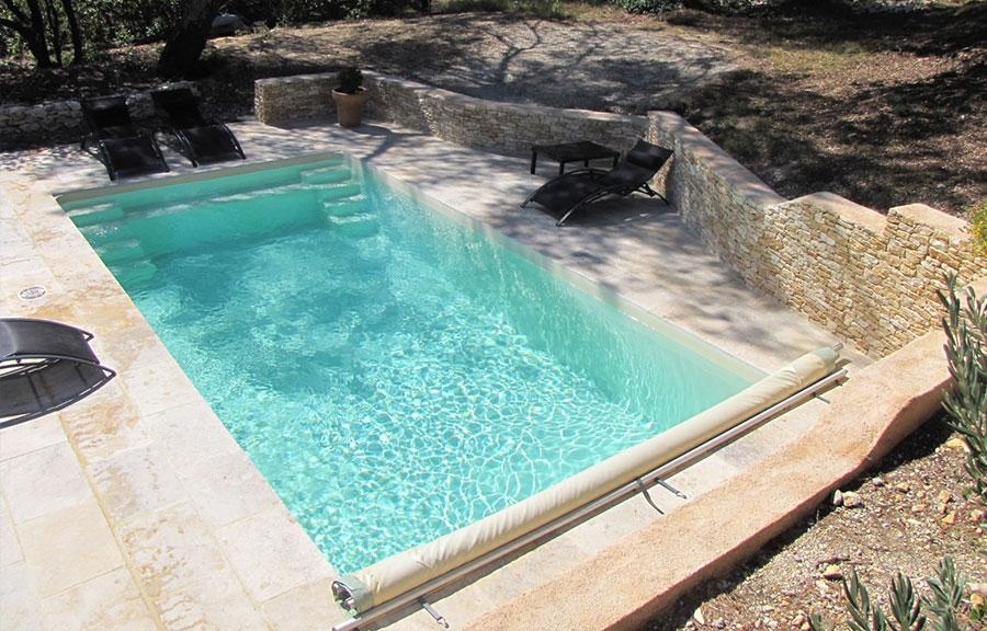 piscine modele coque Acores