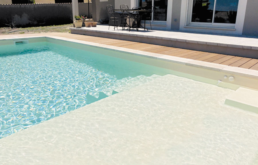 piscine modele coque prado plage